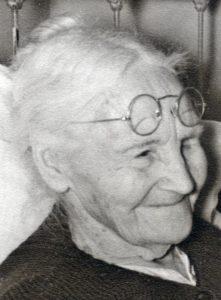 Janie D Caldwell Glass