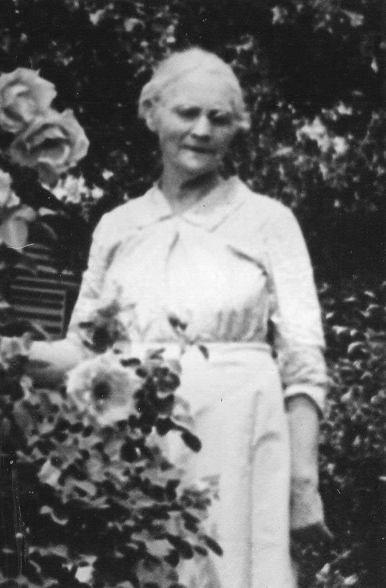 Janie Denson Caldwell Glass