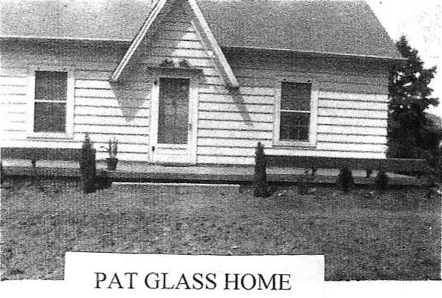 Patrick Grey Glass home