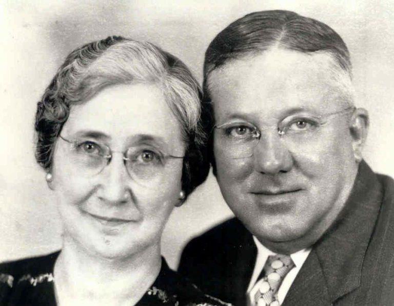 Ila Belle & Bruce Earnest Jackson