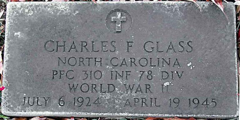 Buddy's headstone