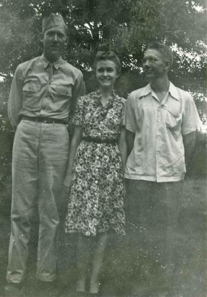 Charles Frank, Betty Sue Peeler, Frederick