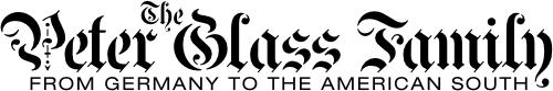 Peter Glass Family logo
