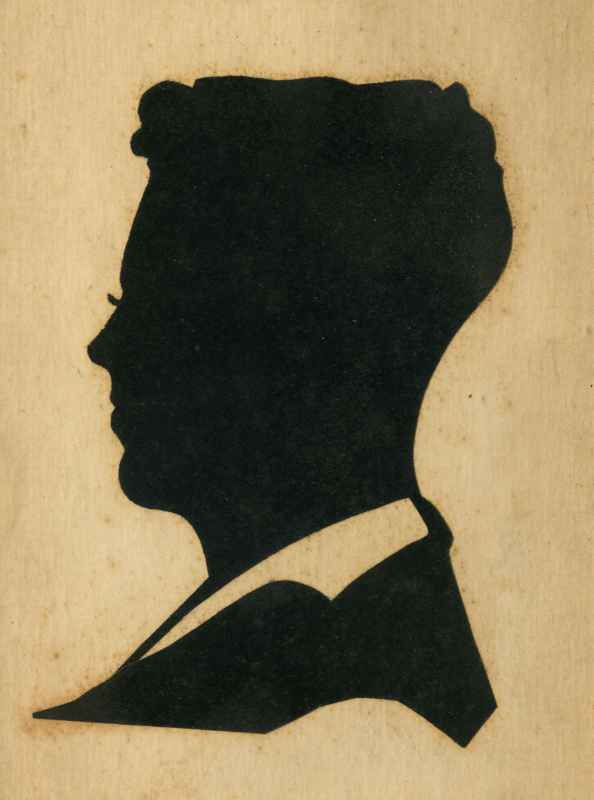 Charles Frank silhouette